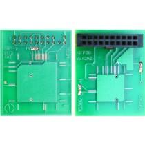 Adaptateur 9S12X QFP80/QFP112