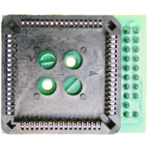 Adaptateur MC68HC11F1 PLCC68
