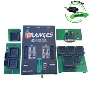 Orange Basic pack