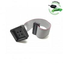 Câble HC11E9 (20 ) avec alimentation