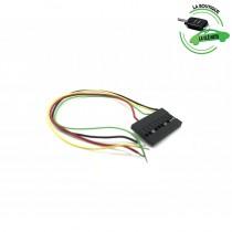 Câble 912 (9S12) sur circuit