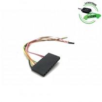 Câble 705E6 sur circuit