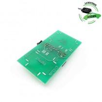 Adaptateur ST62xx PQFP52 PQFP80
