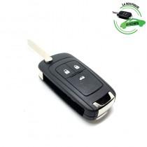 Télécommande Opel SILCA HU100R01