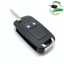 Télécommande Opel 2 boutons SILCA HU100R02