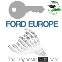 Activation Ford Europe TDB1000