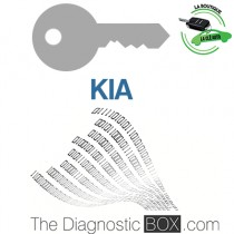 Activation logiciel Kia TDB1000