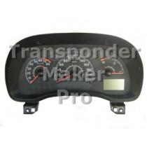 Module 100 : Fiat dashboard Marelli, VDO