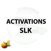 Activation logiciel SLK-06