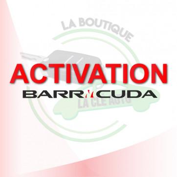Activation Barracuda SKODA MQB JCI 5E0 920 851 A
