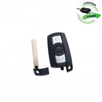 Télécommande compatible BMW HU131RS05 - Silca