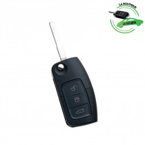 Télécommande HU101R10 Ford 3 boutons - Silca