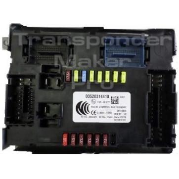 Module logiciel 221 - Fiat 500X, Tipo, Egea BCM Delphi