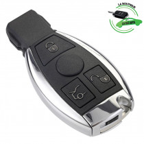 télécommande compatible Mercedes 3B 434mhz