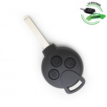 Télécommande compatible VA2R01Nissan, Renault, Opel, Vauxhall 3 boutons - Silca ID46 433MHz