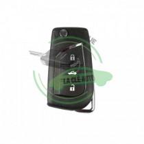 Télécommande XHORSE XKTO00EN 3 boutons Style Toyota wire modèle