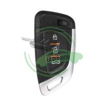 Télécommande XHORSE XSKF01EN Universelle 2 boutons Style Volkswagen wire modèle