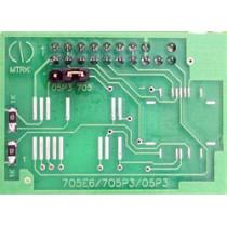 Adaptateur 68HC(7)05P3/E6