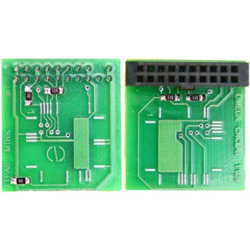 Adaptateur 11PA8/11E9 QFP64