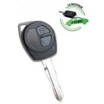 Télécommande compatible Suzuki Opel /Fiat Silca HU133RR18