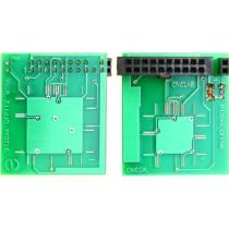 Adaptateur 912Dxx QFP80/912 QFP112